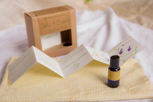 Infant Massage Kit