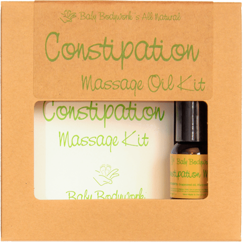 constipation infant massag kit