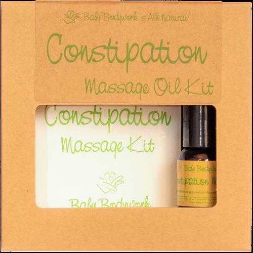 constipation infant massag kit