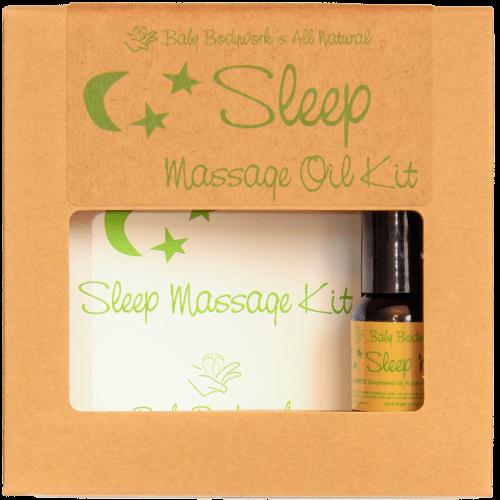 sleep infant massag kit