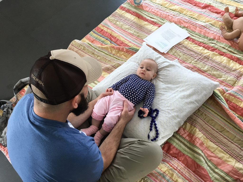 Infant Massage Class